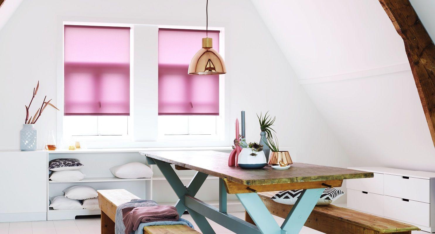 De Ideale Zolderkamer : Raamdecoratie voor de zolderkamer van dijk interieur
