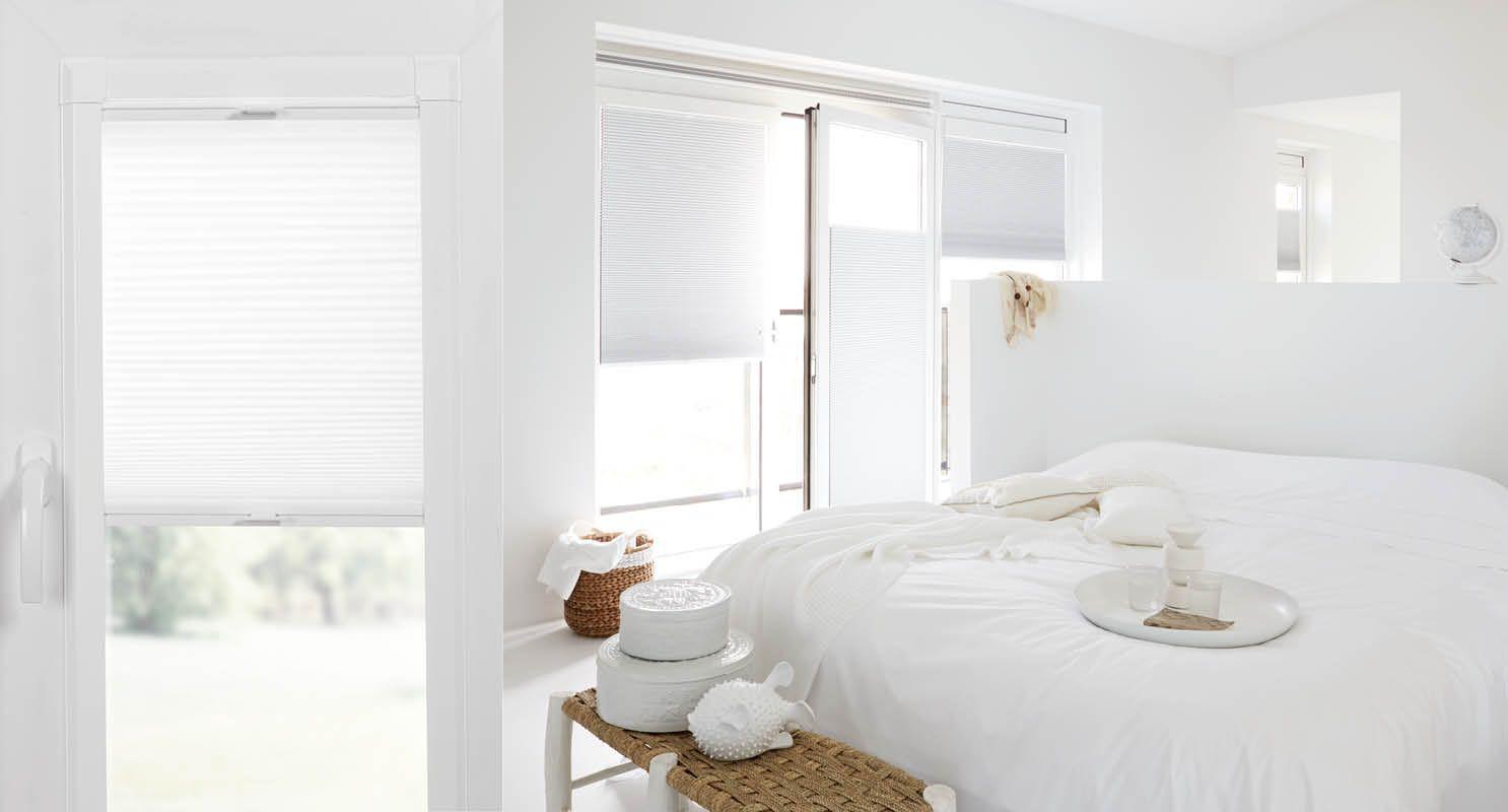 Raamdecoratie voor draai- en kiepramen - Groothuis Raamdecoratie in ...